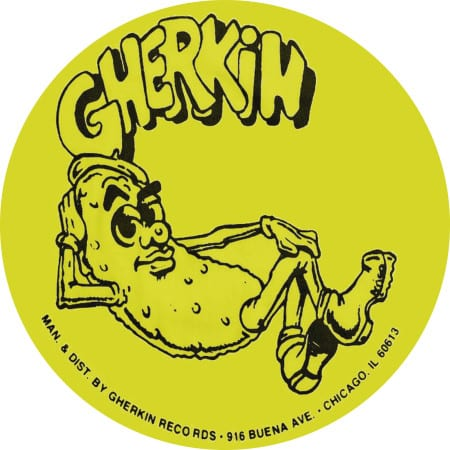 Gherkin-Label
