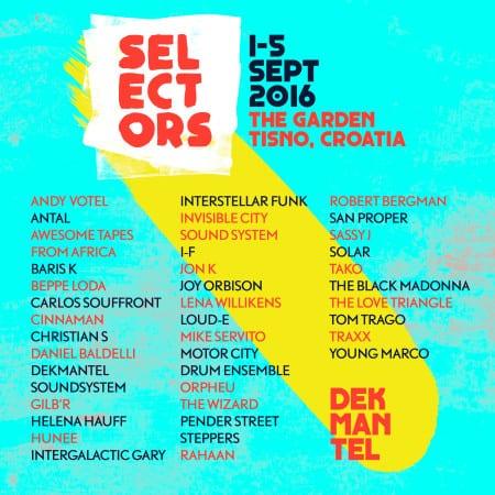 Selectors Poster