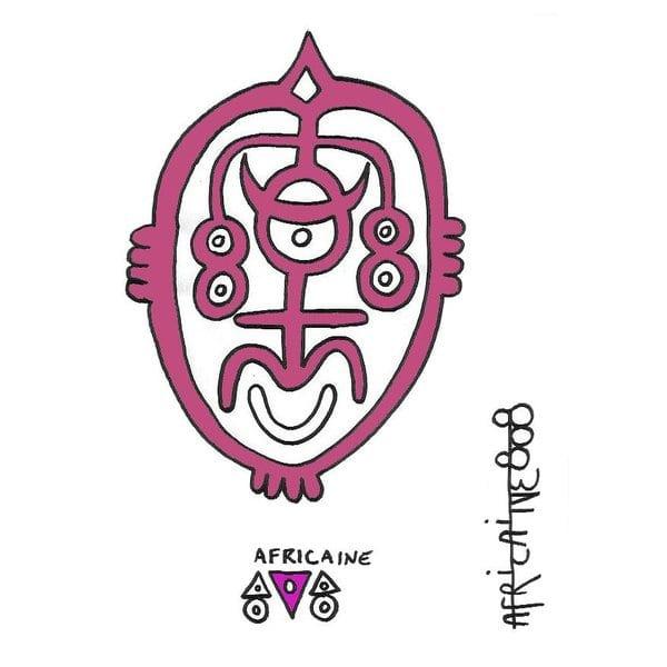 Africaine-Head