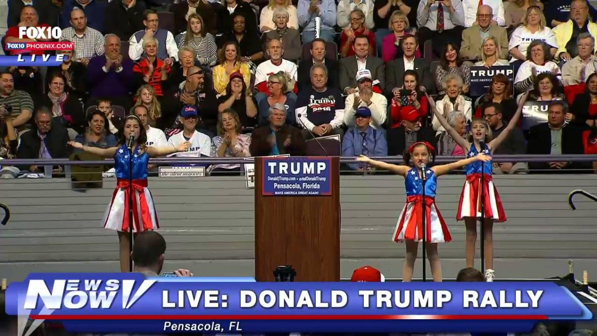 trump-dance