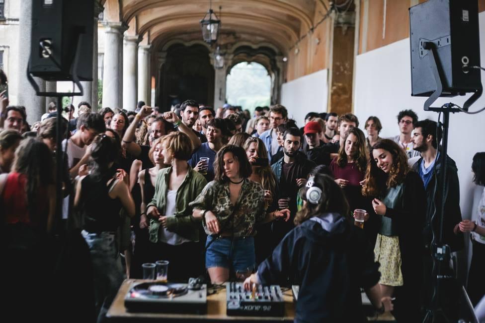 Paquita-DJing