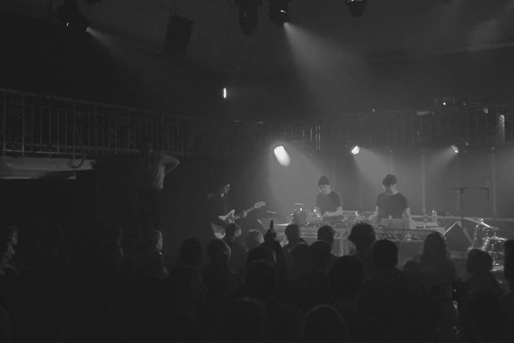 Live - Edinburgh