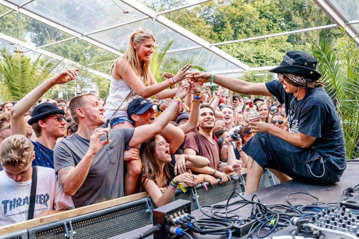 Dekmantel Festival // Moodymann