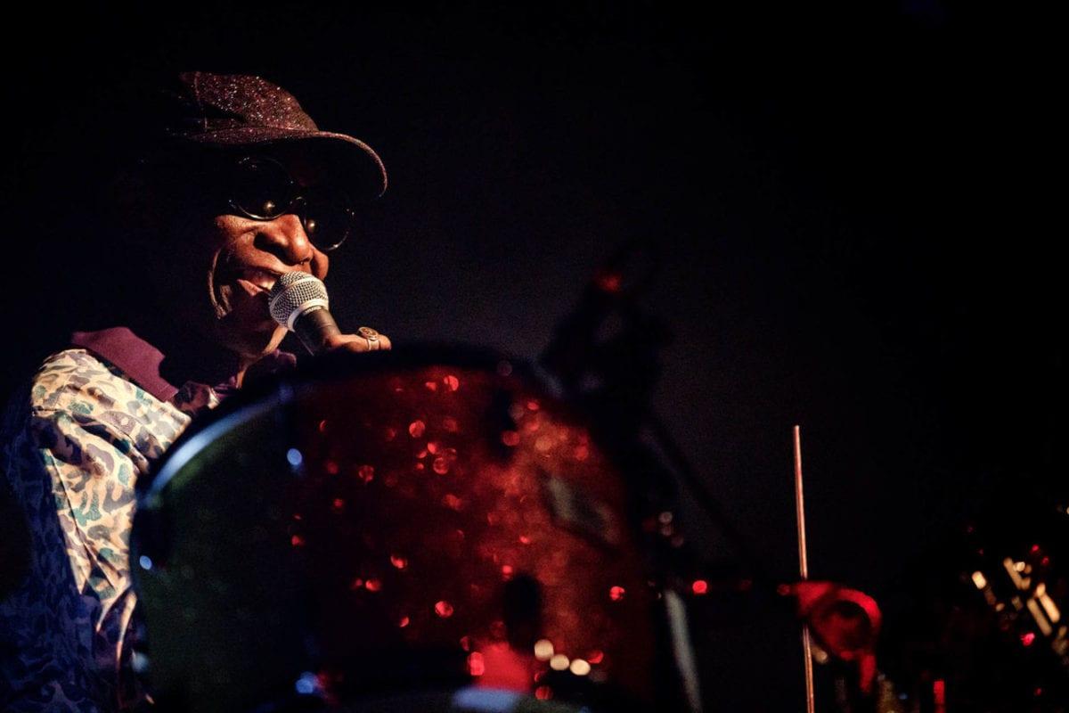 Dekmantel Festival // Tony Allen