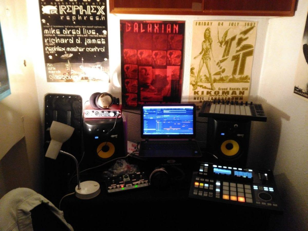 galaxian-studio