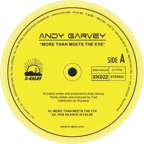 Andy Garvey This Silence Is False Art