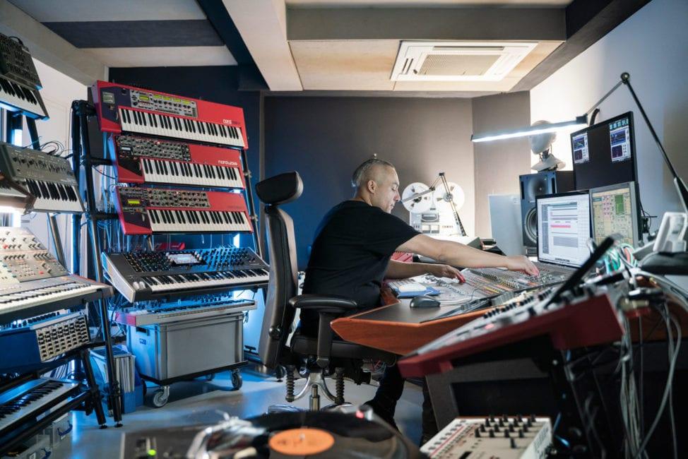 Anthony Rother Studio 2