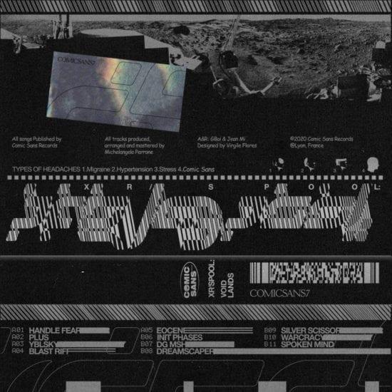 Comicsans7 Cover
