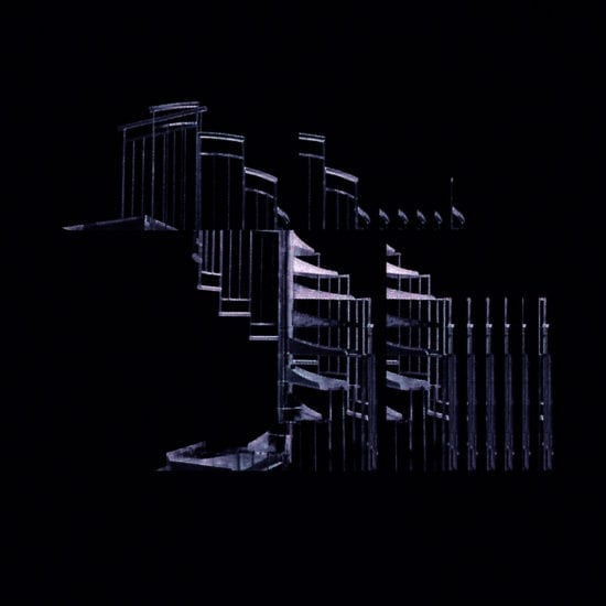 Crystal Stairs Art