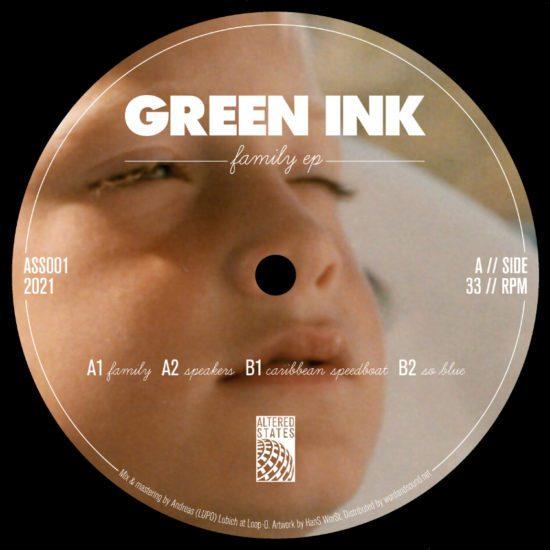 Green Ink Art