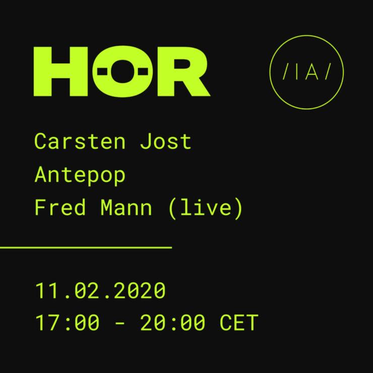 Hor Radio Inverted Audio