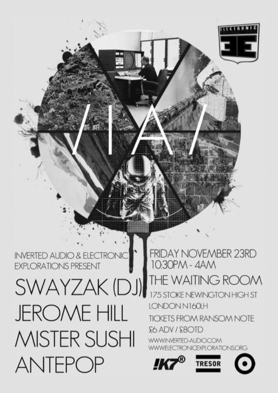 Ia Swayzak Poster