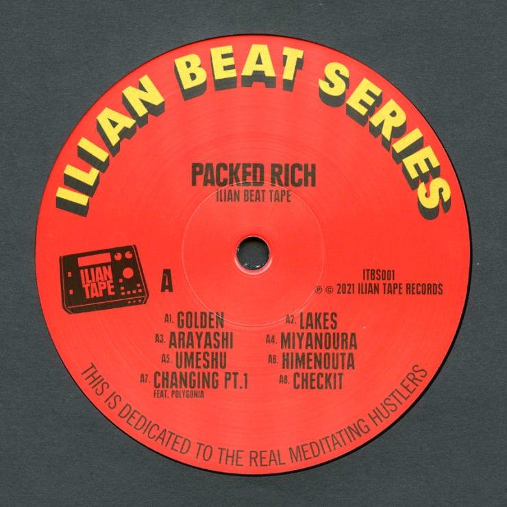 Ilian Beat Series 001