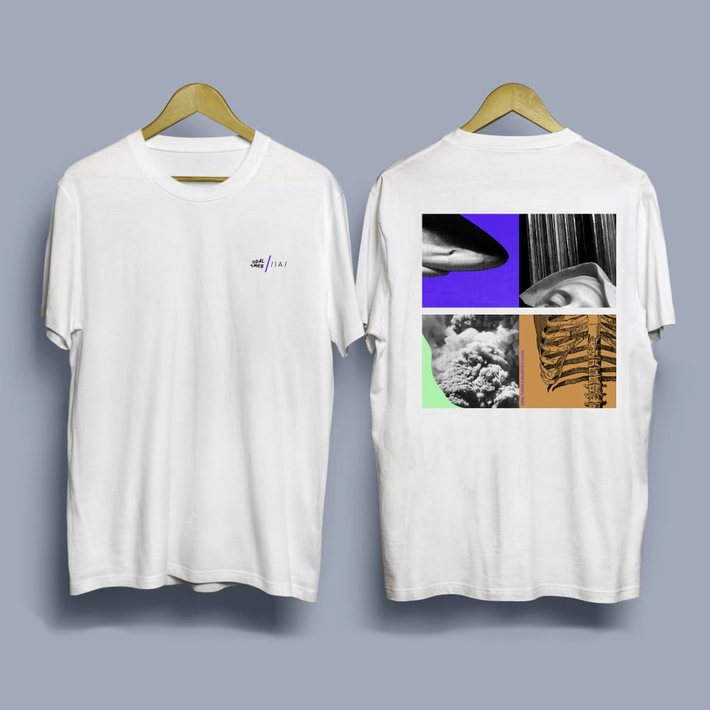 Inverted Audio Opal Tapes T Shirt