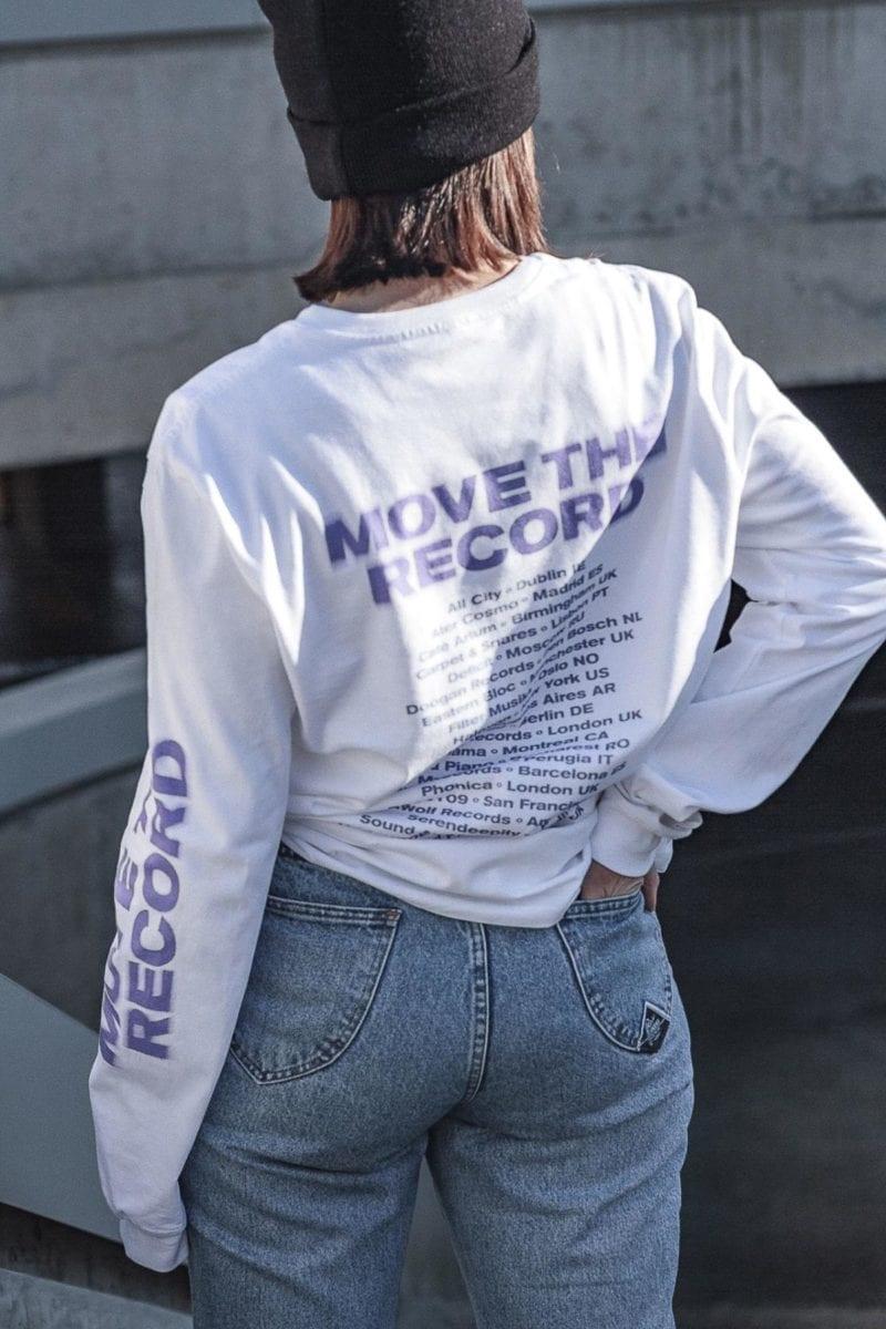 Move The Record Tshirt