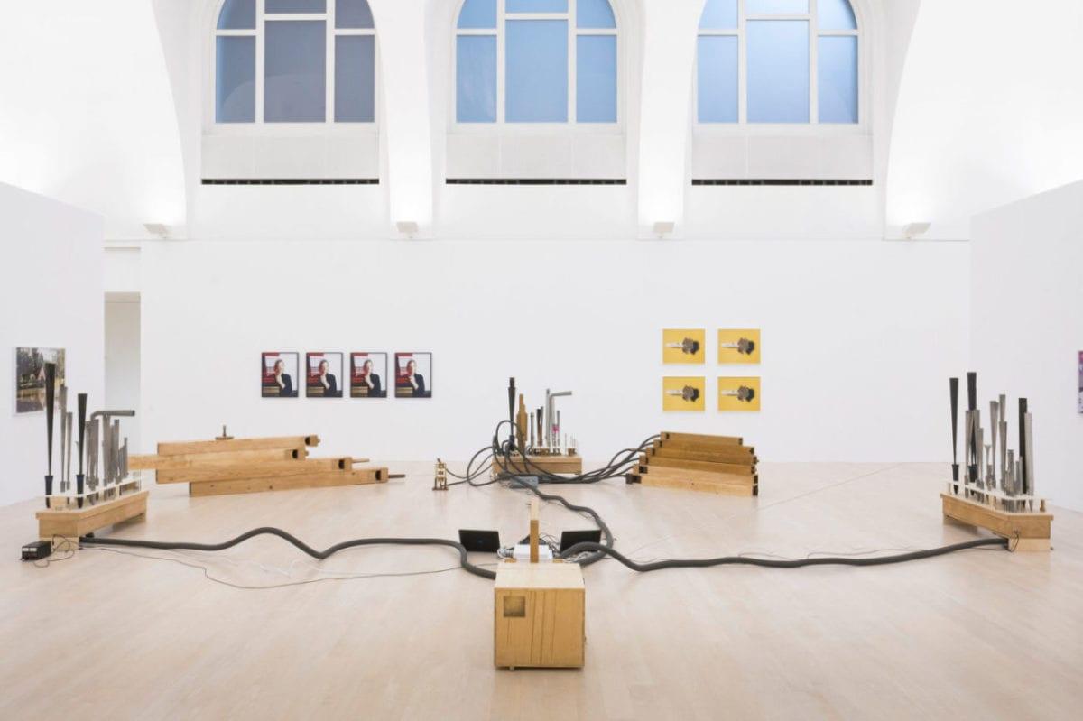 Experimentelles Orgelkonzert In Der Kestnergesellschaft