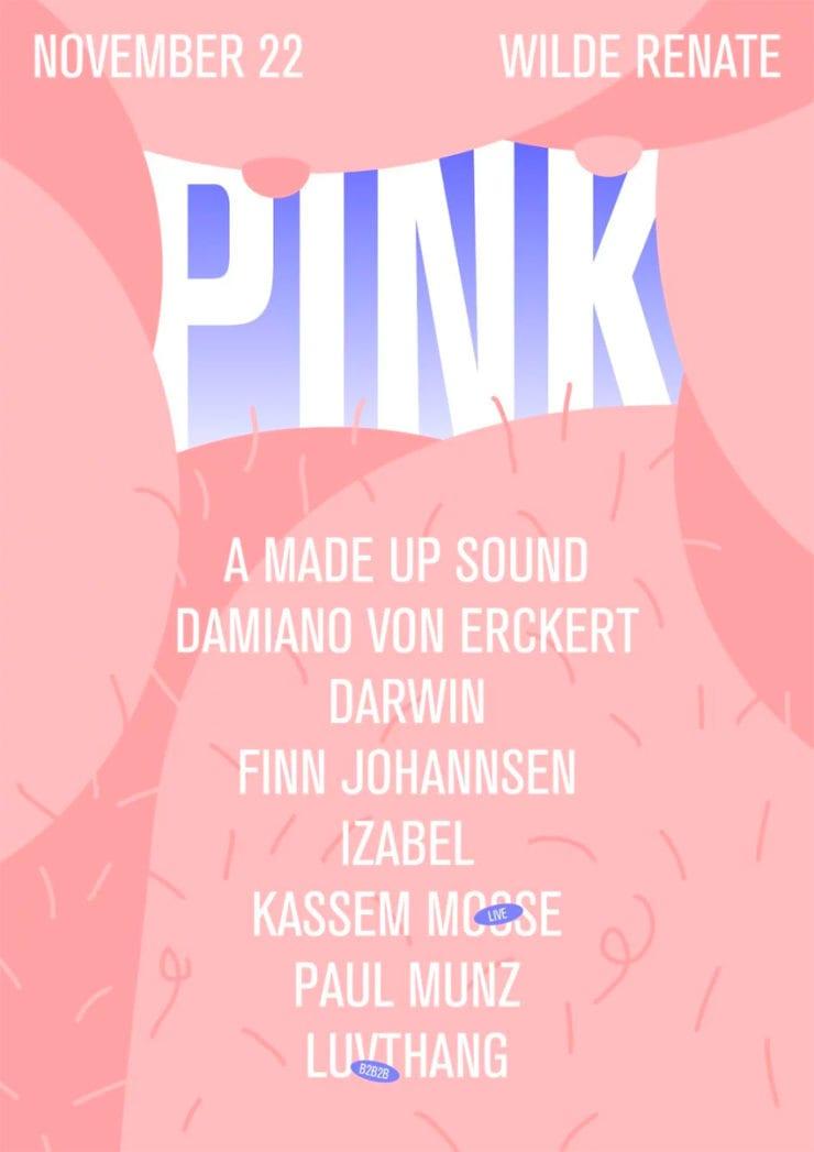 Pink Kmos