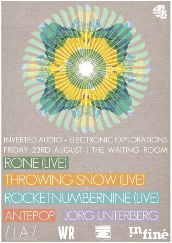 Rone Inverted Audio