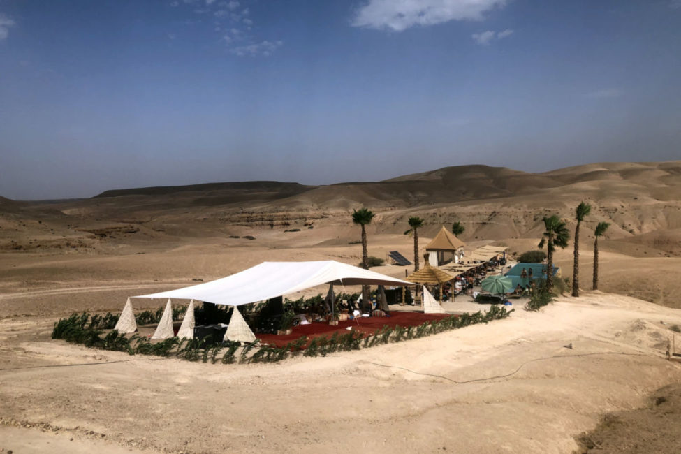 Under The Desert Stars Photo By Tom Durston 1