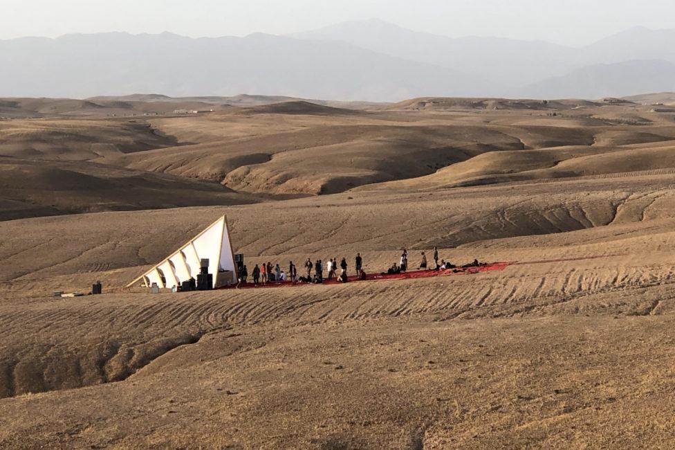 Under The Desert Stars Photo By Tom Durston 5