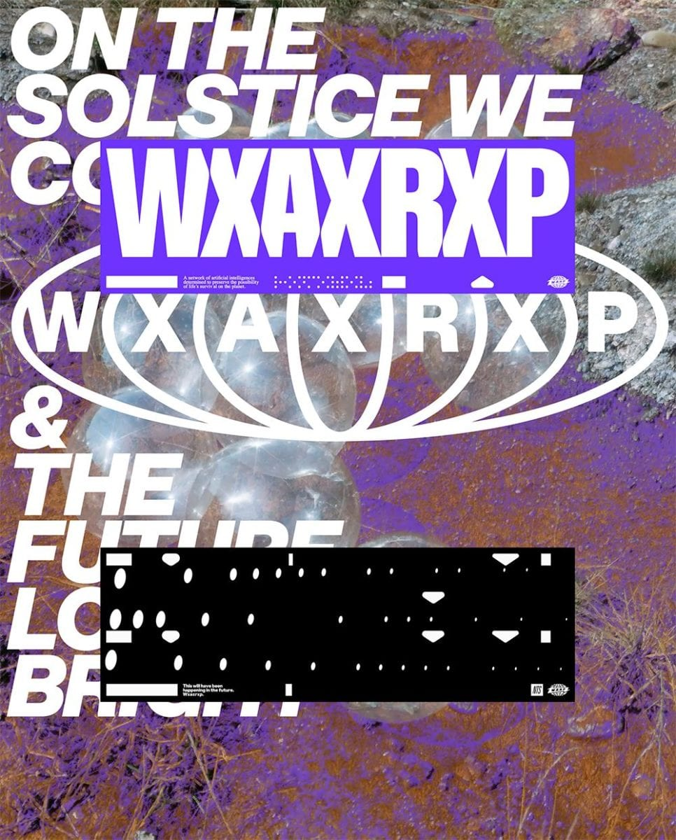 Warp 30 Poster