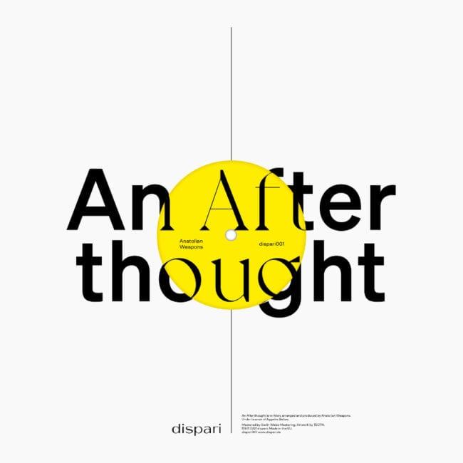 Dispari After Thought