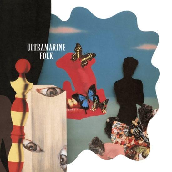 Ultramarine Folk Foam On A Wave